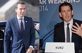 Avusturyalı yazardan Başbakan Kern ve Dışişleri...