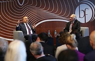 Çavuşoğlu: 'Türk vatandaşları artık Avrupa...