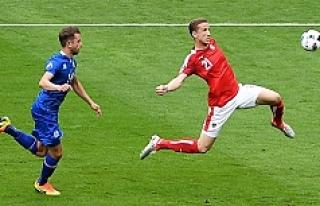 Dünya Kupası Avrupa Elemelerinde Yarının Programı