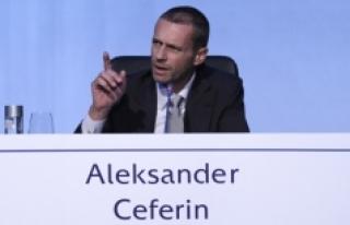 UEFA'nın yeni başkanından Avrupa'nın büyük...