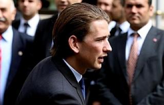 Avusturya Dışişleri Bakanı Kurz: 'Merkel...