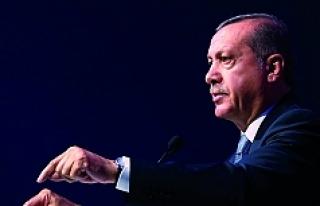 Erdoğan'dan AB'ye rest: 'Kendileri...