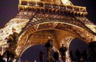 Paris'te terör alarmı