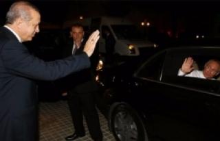 Putin Türkiye'den ayrıldı