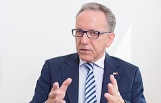 Viyana İşçiler Odası Başkanı Kaske Tutarlı...