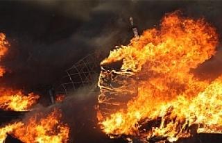 Avusturya: Bir evde çıkan yangının ardından patlama:...