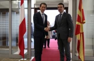 Kurz: 'Türkiye, Avrupa Birliği kapılarını...