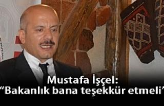 Mustafa İşçel: 'Daha çok insanın Finanzamt'a...