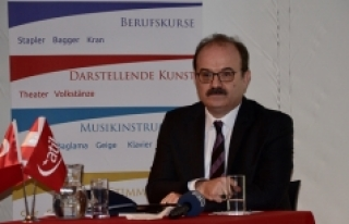 TİKA Başkanı Çam'dan Avusturya Meclisi ve...