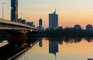 Viyana:Tuna Nehri'nde 18 yaşındaki erkek cesedi...