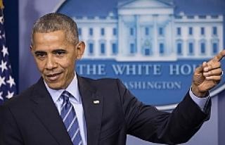 Bırakmasına saatler kala Obama'dan sürpriz...