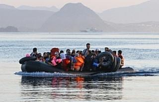 Akdeniz'de korkunç iddia: 250 göçmen...