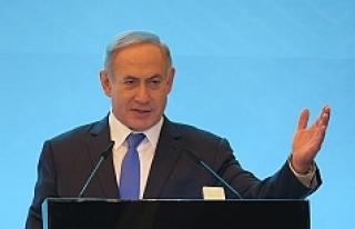 Netanyahu: Paris'te düzenlenen Ortadoğu Barış...