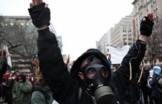 Trump karşıtı gösterilerde 224 kişi gözaltına...