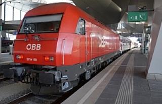 Viyana: Çıkan olaylar sonrası Westbahnhof'ta...