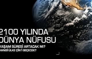 BM açıkladı: Dünya nüfusu 2100 yılında...