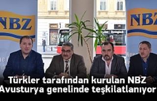 Türkler tarafından kurulan siyasi parti Avusturya...