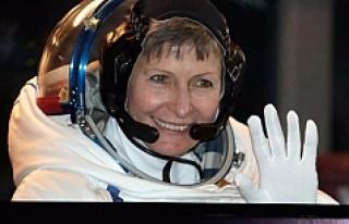 ABD'li kadın astronottan uzayda yürüyüş...