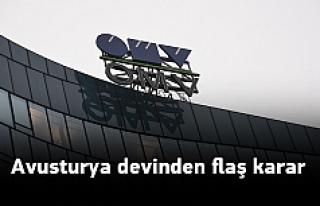 Avusturya devinden flaş 'Petrol Ofisi'...