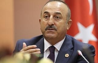 Çavuşoğlu'ndan rest: ' Bizi engelleyemezsiniz,...