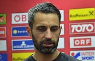 Ramazan Özcan, Avusturya Milli Takım Kariyerini...