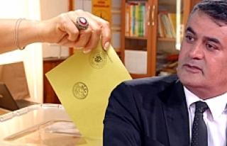 1 Kasım seçimlerini bilmişti: Referandum anketi...