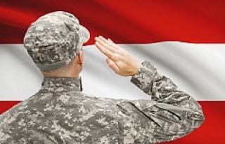 Avusturya'da askerliği 'sivil' olarak...