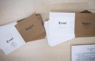 Avusturya'da 'Evet' oyları fark attı