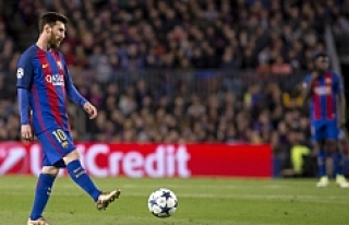 Barça bu kez tarih yazamadı: İşte gecenin sonuçları