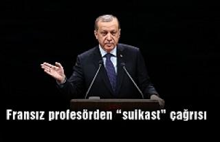 'Tek çare Erdoğan'a suikast düzenlemek'...