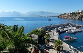 Avusturyalı turizm acentelerinin yetkilileri Antalya'ya...