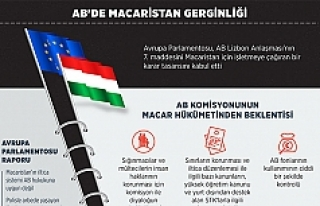GRAFİKLİ - AB'de Macaristan gerginliği