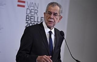 Avusturya Cumhurbaşkanı Bellen: 'Bu iyi bir...