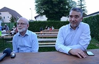 Avusturya'daki Müslümanlardan sığınmacılara...