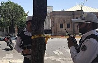 İran'daki saldırıyı üstlendiler!
