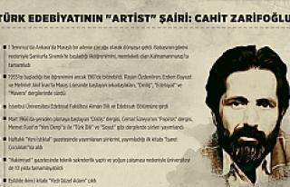 Türk edebiyatının 'Artist' şairi: Cahit...
