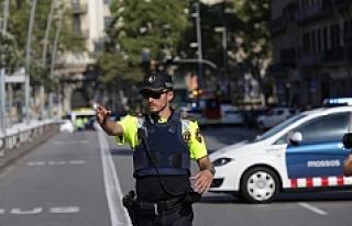 Barcelona'da Terör Saldırısı: 13 Ölü 20...