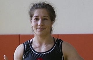 Türkiye'nin dünya şampiyonu olan ilk kadın...