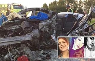 ABD'de 3 Türk öğrenci trafik kazasında öldü