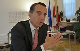 Başbakan Kern'den Österreich Gazetesine Ambargo