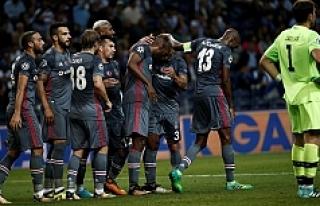 Beşiktaş 3 puanla başladı