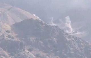 İran, Barzani'nin bölgesini bombalıyor