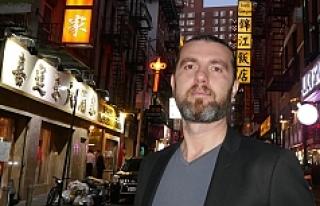 ABD'nin ödüllü Türk reklamcısı Çin'e...