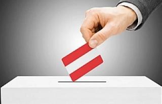 Avusturya'da ilk seçim sonuçları