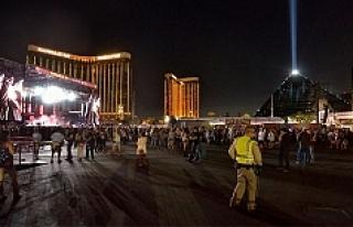Las Vegas'ta ölü sayısı 58'e yaralı...