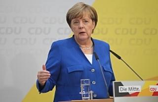 Merkel'den 'Sebastian Kurz' açıklaması