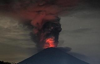 Agung Yanardağı'nda volkanik hareketlilik:...
