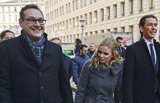 Avrupa'da 'FPÖ'lü bakanlara boykot'...