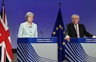 Brexit müzakerelerinde ikinci aşamaya geçiliyor