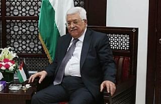 Mahmud Abbas: 'Kudüs, Filistin Devletinin ebedi...